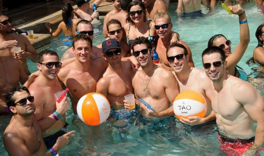 Pool Party Saga San Diego